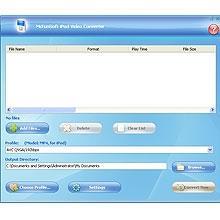 Download McFunSoft iPod Video Converter
