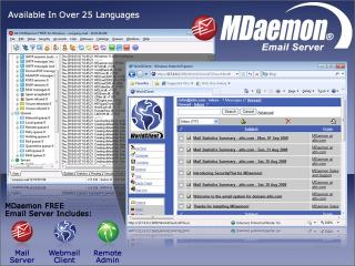 Download MDaemon FREE Mail Server for Windows
