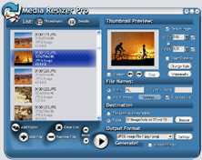 Media Resizer thumbnail creator