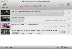 MediaHuman YouTube Downloader MAC