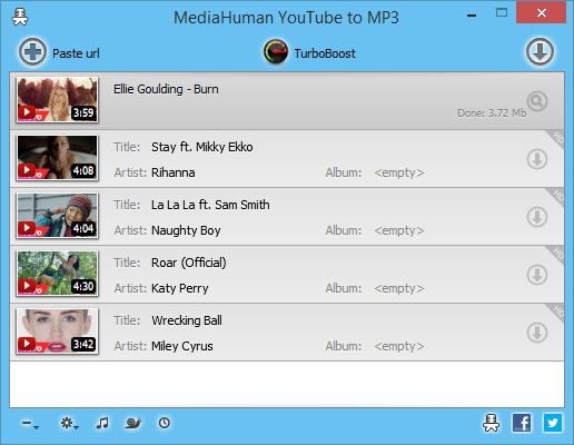 mediahuman converter youtube to mp3