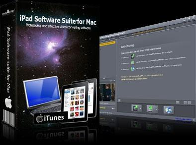 Download mediAvatar iPad Software Suite for Mac