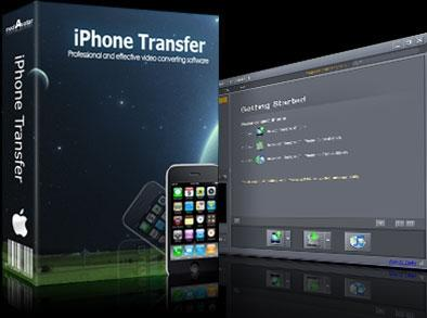 Download mediAvatar iPhone to Mac Transfer