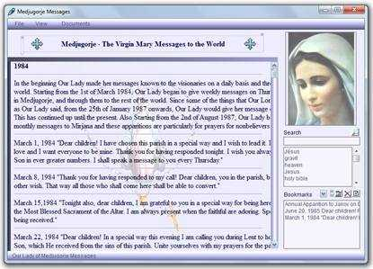 Download Medjugorje Messages