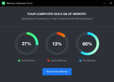 Memory Optimizer 2