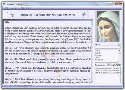 Download Messages de Medjugorje