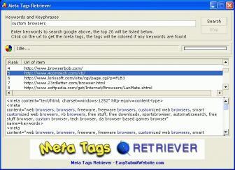 Download Meta Tags Retriever