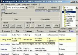 Download Metadataminer Catalogue PRO Portugues