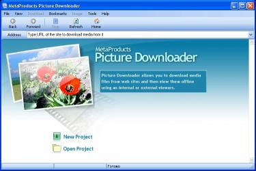 Download MetaProducts Picture Downloader