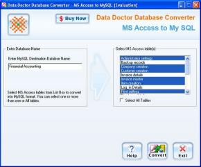 Download Microsoft Access Database Converter