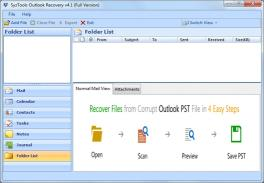 Download Microsoft PST File Recovery