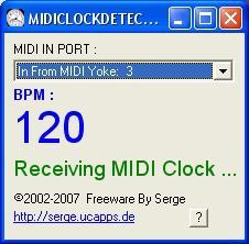 Download MIDICLOCKDETECT