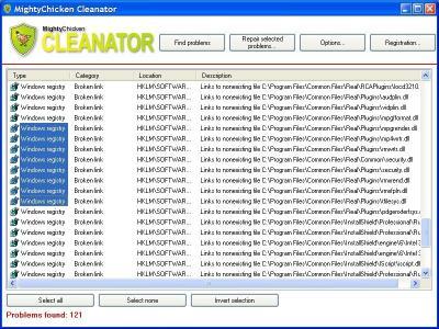 Download MightyChicken Cleanator