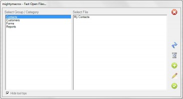 Download mightymacros Fast Open for Office