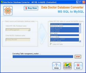 Download Migrate MS SQL To MySQL Database