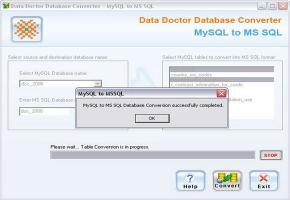 Download Migrate MYSQL Database to MS SQL