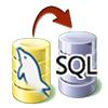 migrate mysql to ms sql database