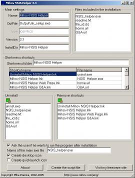 Download Mihov NSIS Helper