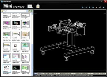 Download Mini CAD Viewer
