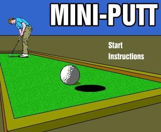 Download Mini Golf Game