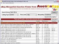 Download Misspelled Auction Tool