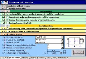 Download MITCalc - Bolted connection