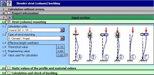 Download MITCalc - Buckling Calculation