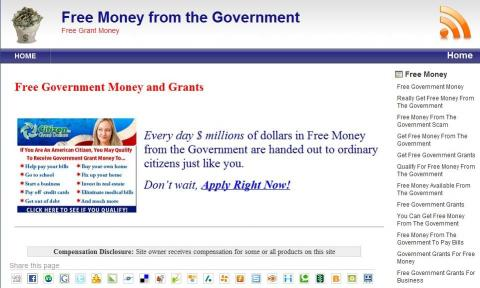 Download Money from the Government