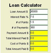 Download MoneyToys Simple Loan Calculator