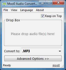 Moo0 Audio Converter