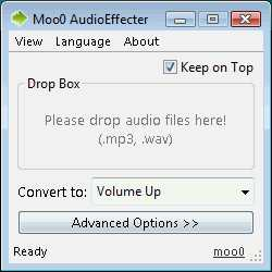 Moo0 Audio Effect