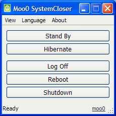 Moo0 System Closer