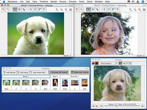 Download Morpheus Photo Animation Suite Mac