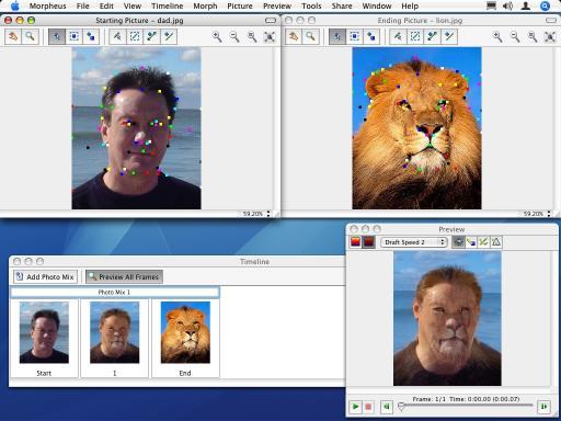 Download Morpheus Photo Mixer Mac