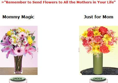 Download Mothers Day Flowers 2008