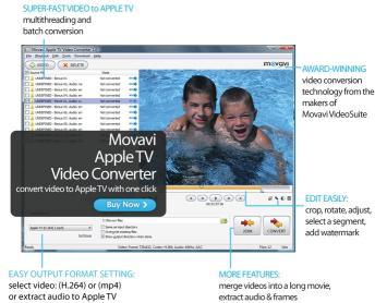 Download Movavi Apple TV Video Converter