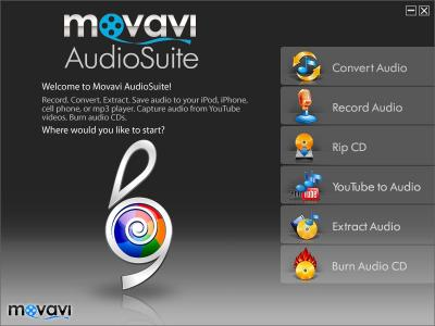 Download Movavi AudioSuite