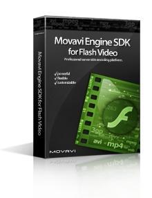 Download Movavi Engine SDK for Flash Video
