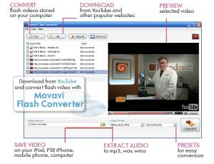 Download Movavi Flash Converter