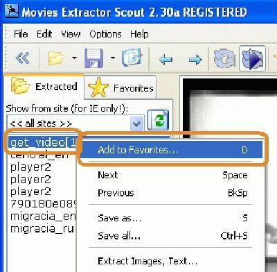 Download Movies Extractor Scout