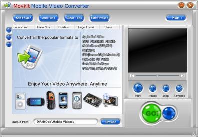 Download Movkit Mobile Video Converter