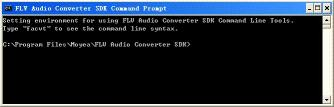 Download Moyea FLV Audio Converter SDK