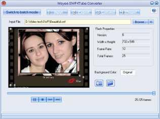Download Moyea SWF4Tube Converter