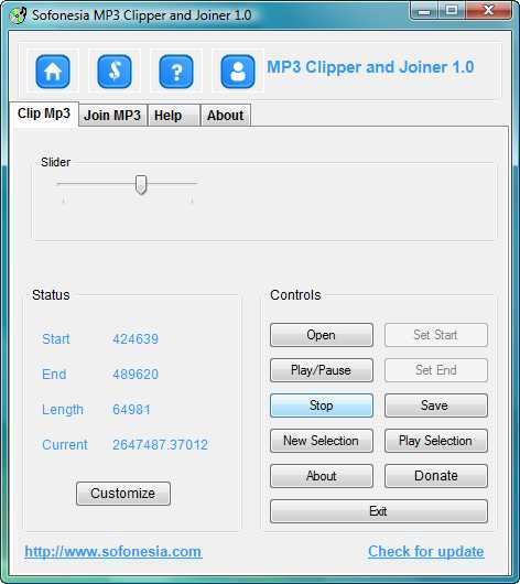 Download Mp3 Clipper and Joiner