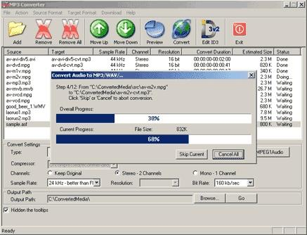 Download MP3 Converter Platinum