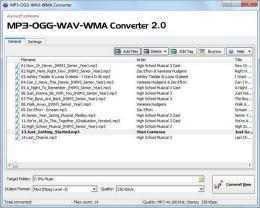 Download MP3-OGG-WAV-WMA Converter