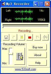 Download Mp3 Recorder
