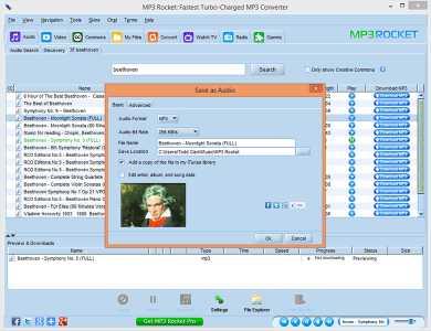 Download MP3 Rocket