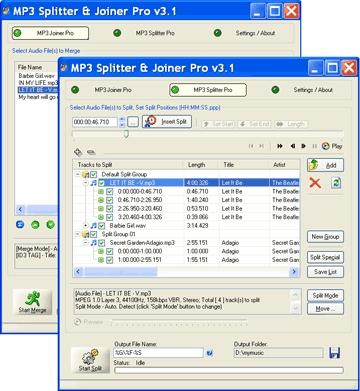Download MP3 Splitter & Joiner Pro