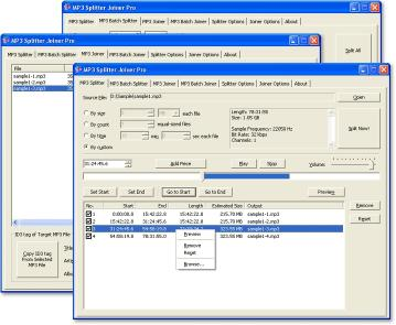 Download MP3 Splitter Joiner Pro